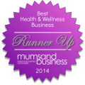 Sam Horrocks Counselling is nominated for the Mums and Business Awards 2014